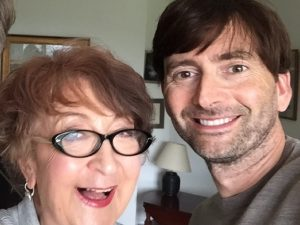JCB with David Tennant